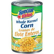Special Value Whole Kernel Corn