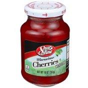 Shurfine Maraschino Cherries With Stems