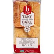 La Brea Bakery French Sandwich Rolls, 4 Pack
