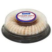 Blue Sea Shrimp Ring, Cooked & Peeled