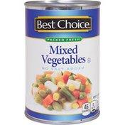 Best Choice No Salt Added Mixed Vegetables