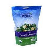 Clearly Organic Organic Caesar Croutons