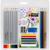 Sargent Art Drawing Set, Colored Pencil, Non-Toxic
