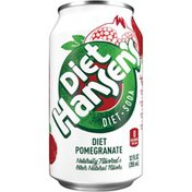 Hansen's Diet Pomegranate Can