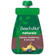 Beech-Nut Naturals Banana, Blueberries & Avocado