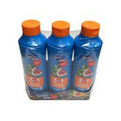 Suave 3 In 1 Shampoo Conditioner Body Wash Silly Apple