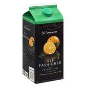 Publix Premium Juice, Orange, Old Fashioned, with Pulp