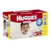 Huggies Snug & Dry Diapers Step 6