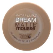 Maybelline Matte Mousse Foundation Medium Beige