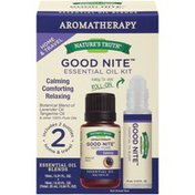 Nature's Truth Aromatherapy Good Nite Essential Oil Kit