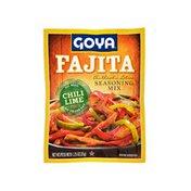 Goya Fajita Authentic Latino Seasoning Mix