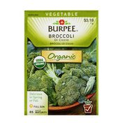 Burpee Broccoli Organic