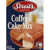 Streit's Cake Mix, Coffee