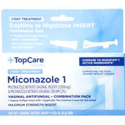 TopCare Miconazole 1, Combination Pack