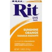 Rit All-Purpose Concentrated Sunshine Orange Dye