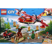 LEGO Building Toy, Fire Plane