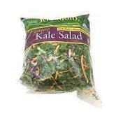 Harvest Sensations Organic Kale Salad With Organic Sesame Vinagrette Dressing