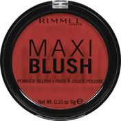 Rimmel London Powder Blush, Maxi, Wild Card 003