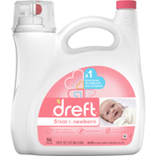 Dreft Baby Detergent, Stage 1:  Newborn