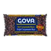 Goya Red Cargamanto Beans, Dry