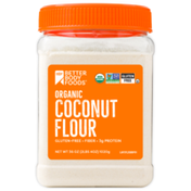 BetterBody Foods Organic Coconut Flour