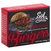 Sol Cuisine Burgers, Sunflower Beet