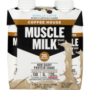 CytoSport Muscle Milk Protein Shake Coffee House Vanilla Latte