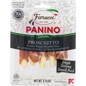Fiorucci Prosciutto, Gluten Free, Antipasti, Mozzarella Cheese, Snack Pack