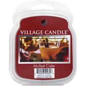 Village Candle Wax Melt, Mulled Cider