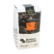 Signature Select Buttery Caramel Whole Bean Coffee