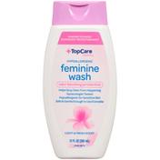 TopCare Hypoallergenic Feminine Wash, Light & Fresh