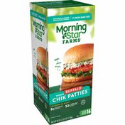 Morning Star Farms Veggie Burgers Buffalo Chik