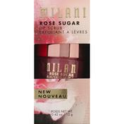 Milani Lip Scrub, Rose Sugar