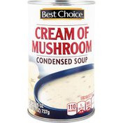 Best Choice Cream of Mushroom Soup
