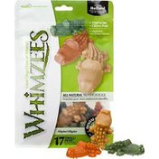 Whimzees Small Alligator Dental Chew