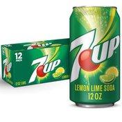 7UP Lemon Lime Soda