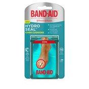 Band-Aid Brand Hydro Seal Bandages Corn Cushions, Medium
