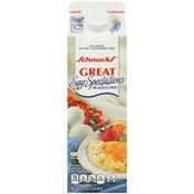 Schnucks Great Egg-Spectations 100% Liquid Egg Whites Egg Product