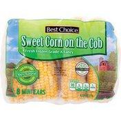 Best Choice Sweet Corn On The Cob
