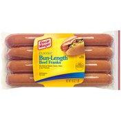 Oscar Mayer Hot Dogs Beef Classic Bun-Length Franks