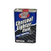 Western Family Charcoal Lighter Can