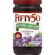 FIFTY 50 Spread, Grape, Low Glycemic