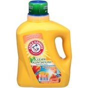 Arm & Hammer Clean Scentsations 2x Ultra Sun-Kissed Flowers Yosemite California Laundry Detergent