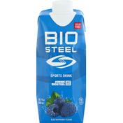 BioSteel Sports Drink, Sugar Free, Blue Raspberry Flavor