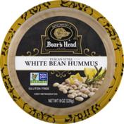 Boar's Head Hummus Tuscan Style White Bean