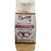 Bob's Red Mill Amaranth, Organic Whole Grain