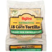 Hy-Vee White Corn Enchiladas Tortillas