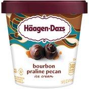 Haagen-Dazs Bourbon Vanilla Bean Truffle Ice Cream