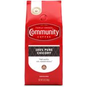 Community Coffee 100% Pure Chicory Ground Coffee