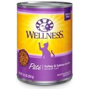 Wellness Turkey & Salmon Canned Cat Food